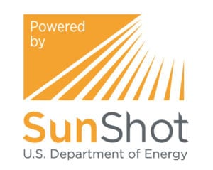 SunShot program, US Department of Energy