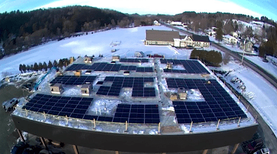 WCMHS ROOFTOP SOLAR