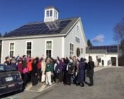UU Norwich, VT Church Solar