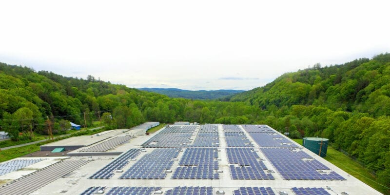 Massachusetts Commercial Solar