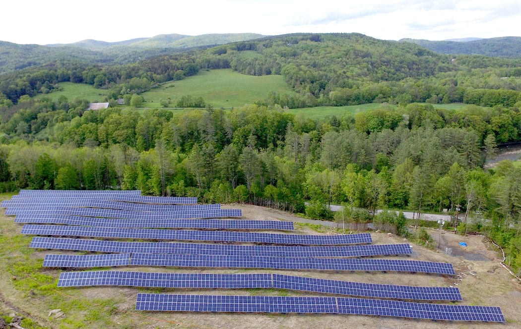 Mt Ascutney 1Mt Ascutney Hospital Solar Project